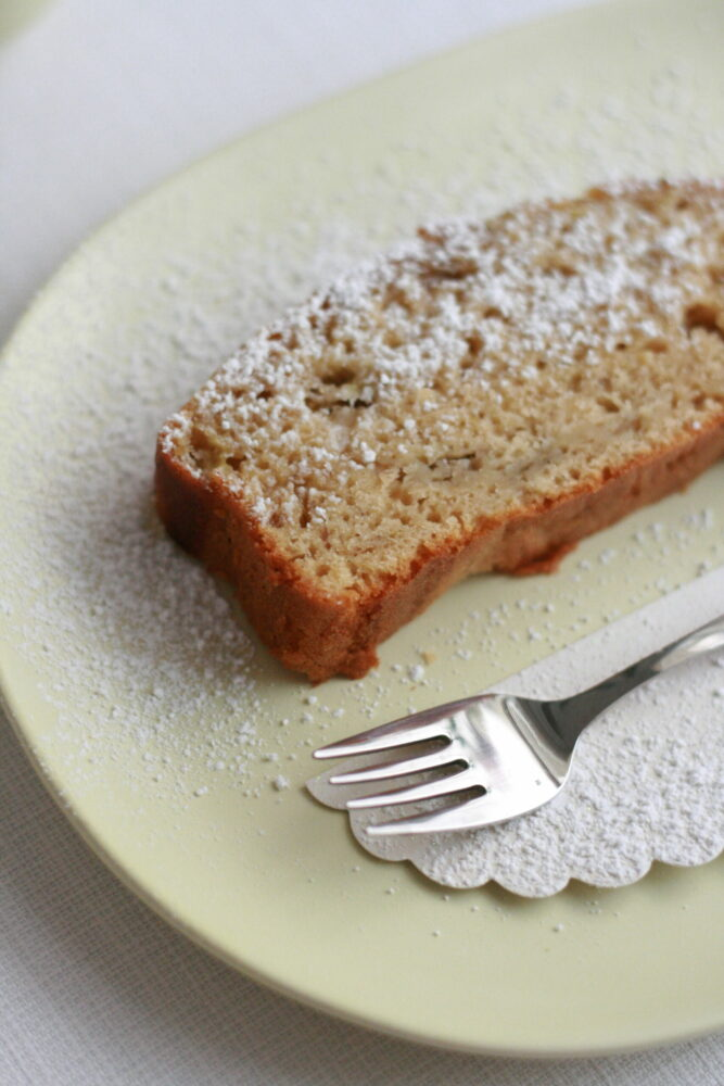 Easy Banana Loaf Cake Recipe