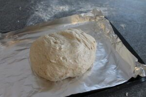 finished dough