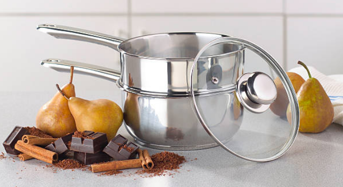 Learn How To Use a Double Boiler
