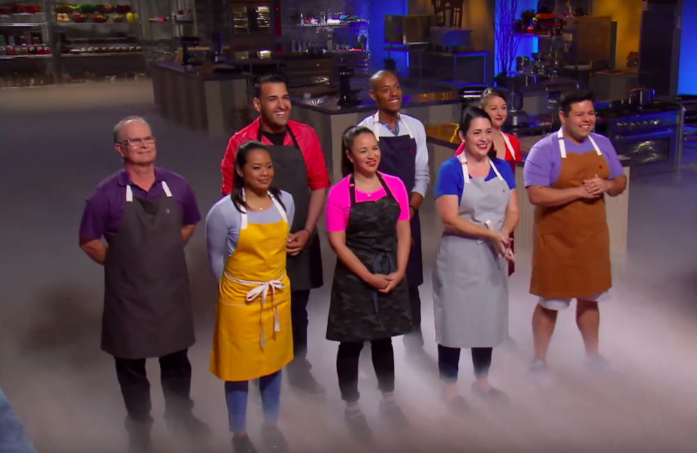 Dont Miss Halloween Baking Championship