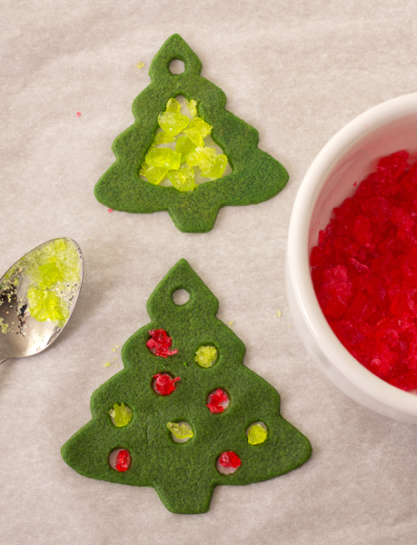 easy stained glass holiday cookies 2