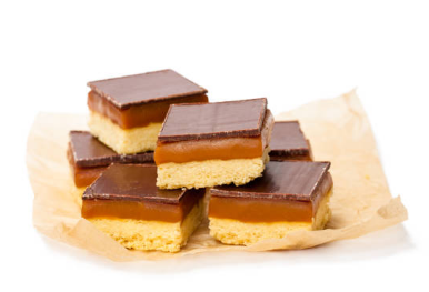 Be Together Separately This Holiday Season with Our Easy Millionaire's Shortbread Recipe and British Flapjacks Recipe